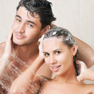 Basisches Shampoo