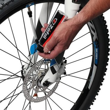 Fahrrad Pannenspray